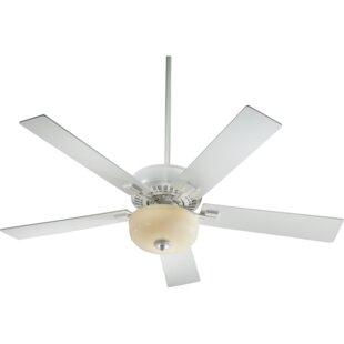 Comparison 52 Rothman 5-Blade Ceiling Fan By Quorum