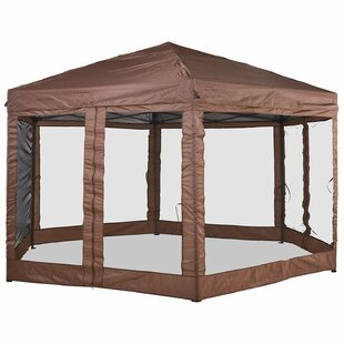 Milanna 10m X 10m Metal Patio Gazebo By Sol 72 Outdoor