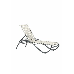 Tropitone La Scala Reclining Chaise Lounge