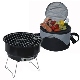 Picnic at Ascot Cooler & Grill Set