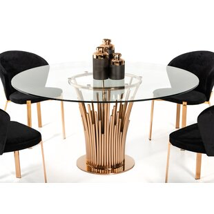 Tyronza Modern Dining Table