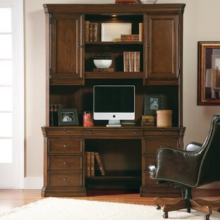Cherry Creek Computer Credenza Desk by Hooker Furniture