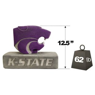 K State Powercat Statue By Henri Studio