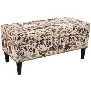Loon Peak Fennimore Linen Upholstered Sto..