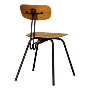 Orange Side Chair by Corrigan Studio