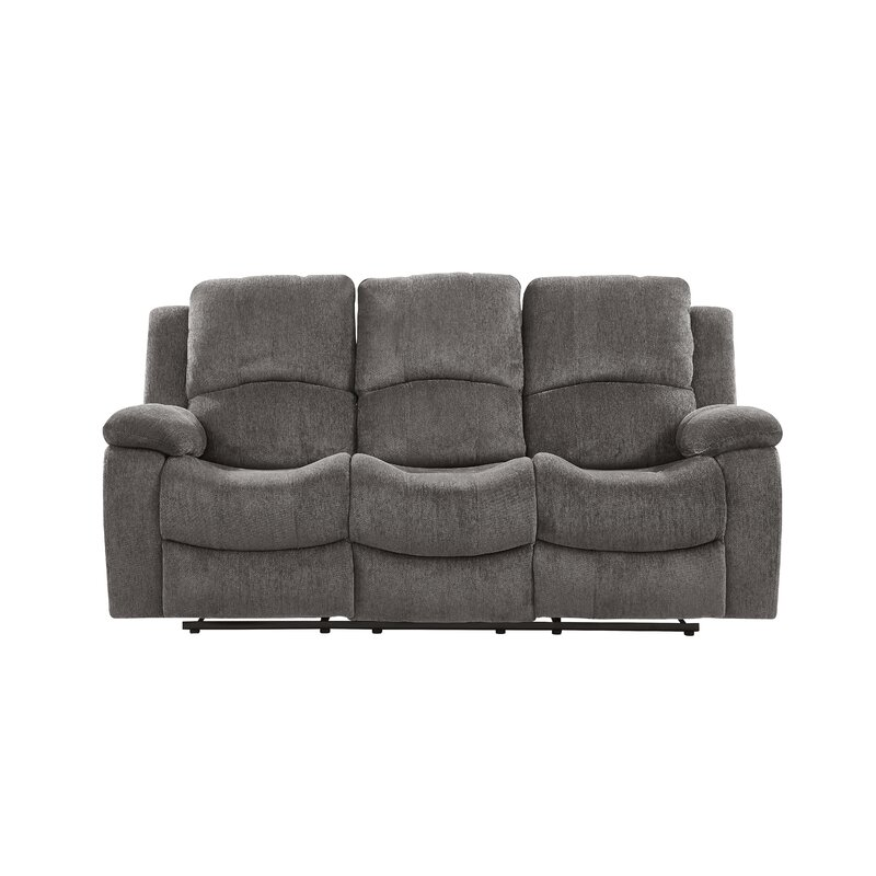Genial Siddhesh Extra Plush Reclining Sofa