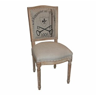 Chateau Side Chair (Set of 2) White x White