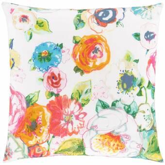 Bungalow Rose Brinsley Floral Bedding Sham Wayfair