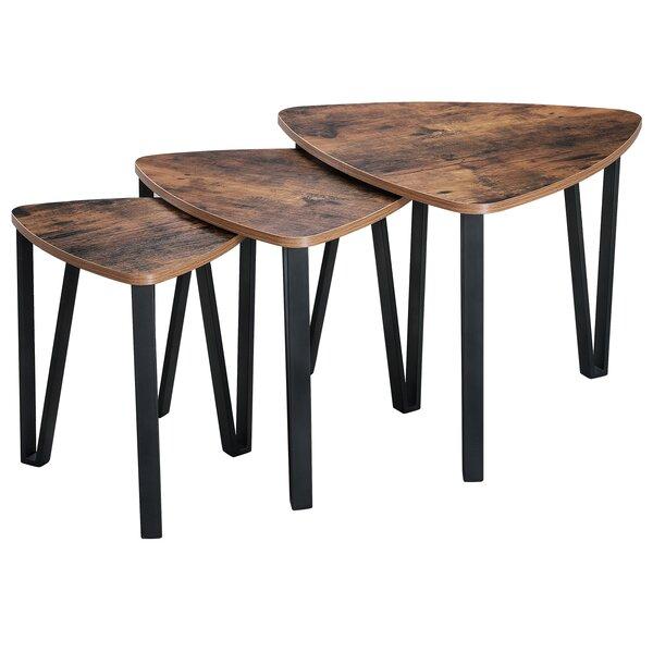 3 Piece Nesting Coffee Table Wayfair