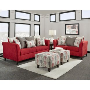 Red Barrel Studio Chris 2 Piece Living Ro..