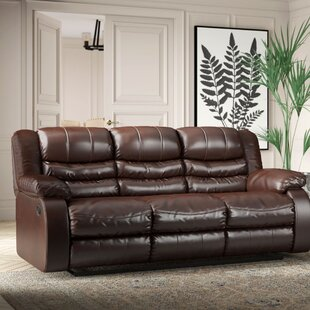 Compare Summey Reclining Sofa by Darby Home Co Reviews (2019) & Buyer's Guide