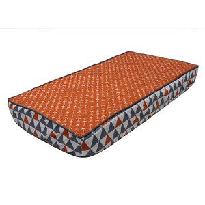 Balanchine Quilted Changing Pad Cover