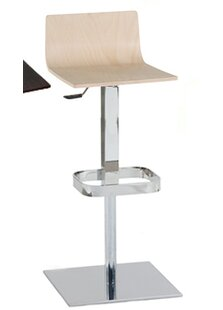 Samantha Swivel Adjustable Bar Stool By Ebern Designs