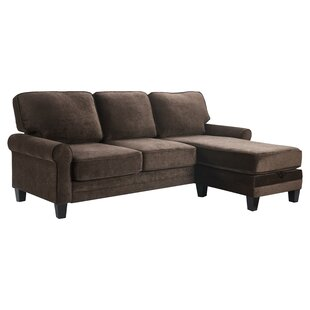 Shopping for Copenhagen Reversible Sectional with Ottoman by Serta at Home Reviews (2019) & Buyer's Guide