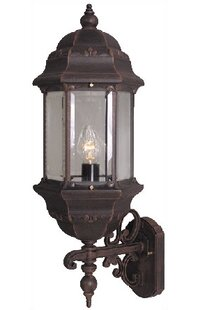 Find Boulevard 1-Light Outdoor Sconce By Special Lite Products