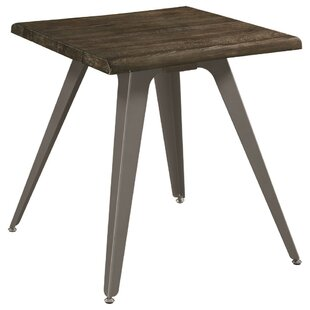 AlmedaCheatham Modern End Table by Williston Forge