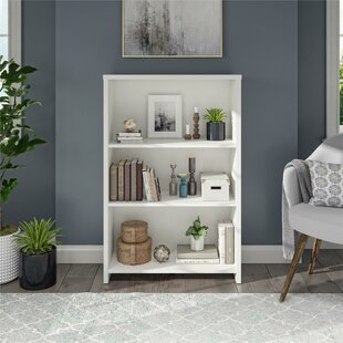 Gibsland Standard Bookcase by Latitude Run