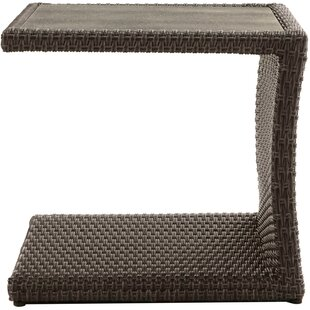 Woodmont Rattan Side Table Image