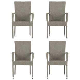 Shaelyn Stacking Garden Chair (Set Of 4) By Sol 72 Outdoor