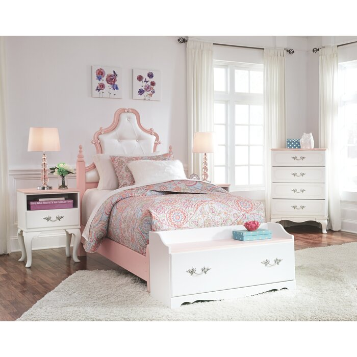 Renninger Panel Configurable Bedroom Set