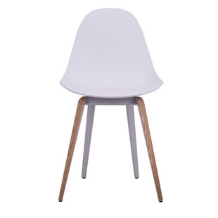 Teressa Slice Natural Trims Dining Chair Ivy Bronx