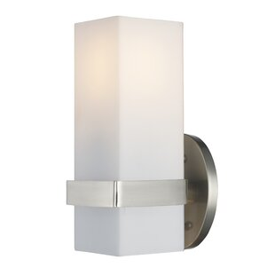 Fricke 1-Light LED Flush Mount by Orren Ellis