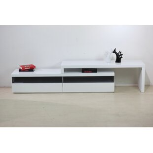 Casabianca Furniture Easy TV Stand for TVs up to 55