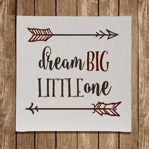 North Country Dream Big Wall Décor