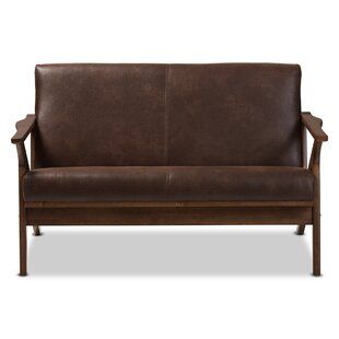Wojtala Loveseat by Union Rustic