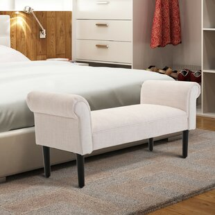 Abram Vanity Accent Upholstered Bench