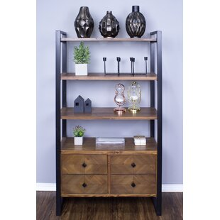 Delphine Standard Bookcase 17 Stories
