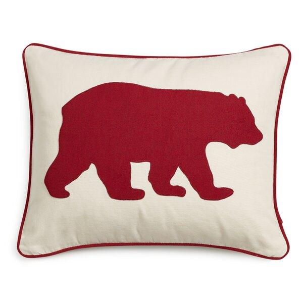 Bear Lumbar Pillow Wayfair