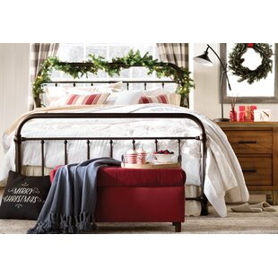 Laurel Foundry Modern Farmhouse Harlow Panel Bed
