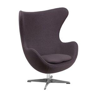 Brayden Studio Siegle Swivel Lounge Chair