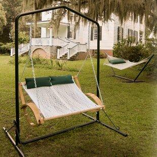 Latitude Run Laguerre Original Polyester Rope Double Swing