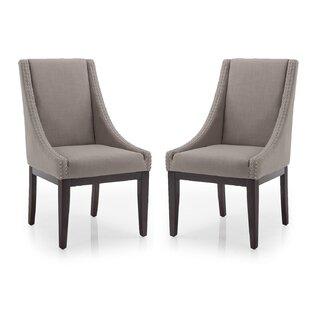 Bates Side Chair (Set of 2) by Brayden Studio