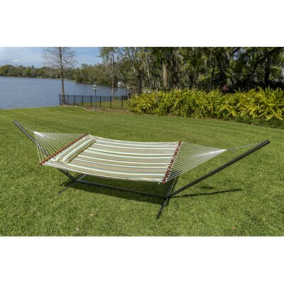 Arterburn Double Spreader Bar Hammock by Freeport Park Best Design