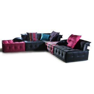 Jaime Sectional with Ottoman