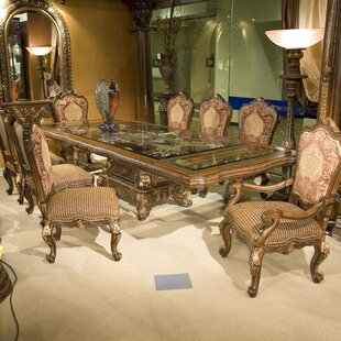 Regalia Extendable Dining Table Benetti's Italia