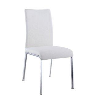 Ariel Upholstered Dining Chair (Set of 4) by Orren Ellis SKU:AA134860 Reviews
