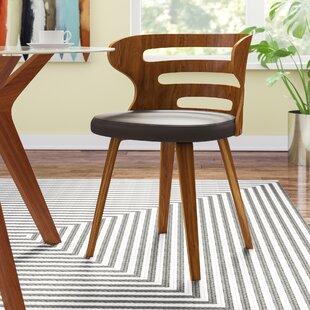 Baehr Mid-Century Modern Slat Back Uphols..