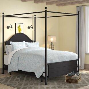 Eglantier Canopy Bed by Laurel Foundry Modern Farmhouse