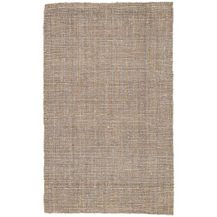 Affordable Price Raposa Warm Sand/Paloma Naturals Area Rug By Bay Isle Home