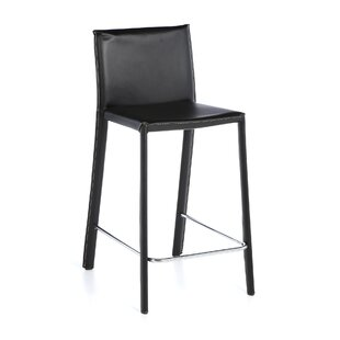 Borba 29.5 Bar Stool Orren Ellis