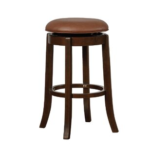 Stuckey 29 Swivel Bar Stool Williston Forge