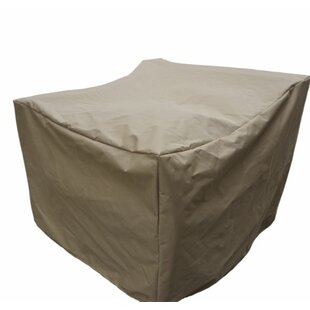 TK Classics Wicker Right Arm Sofa Cover