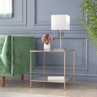 Affordable Janelle End Table By Willa Arlo Interiors