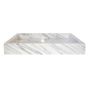 Eden Bath Carrara Marble R..