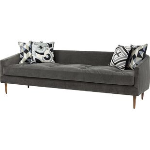 Britta Velvet Sofa