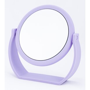 Reviews Soft Touch Vanity 10X Mirror By Danielle Creations